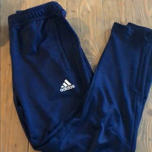 Adidas Youth Boys long active pants.